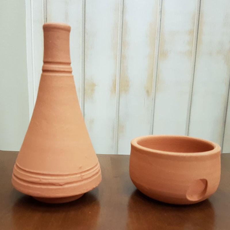 Incensairo barro chimenea - Chimeneas de barro ...