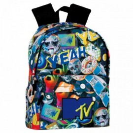 MOCHILA MTV RANDOM ADAPTABLE