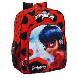 MOCHILA LADYBUG JUNIOR ADAPTABLE
