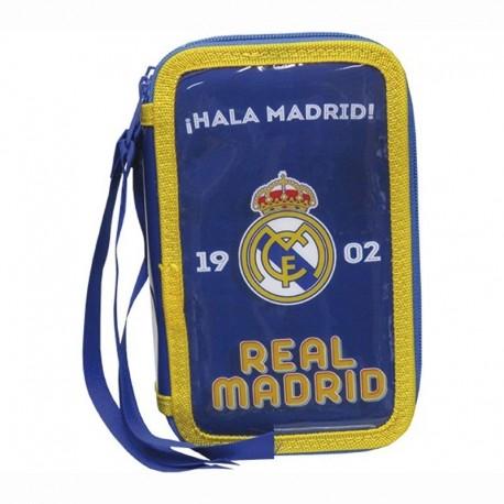 PLUMIER REAL MADRID 3 PISOS