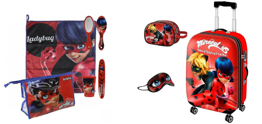 maletas ladybug